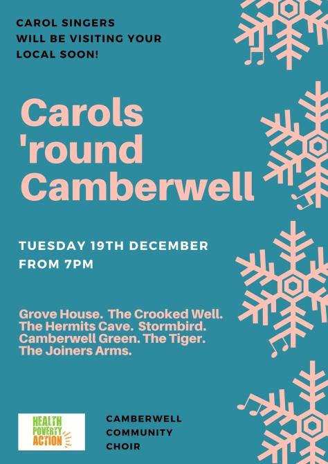 Carols 'round Camberwell